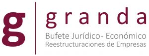 Granda. Bufete Jurídico-Económico Logo