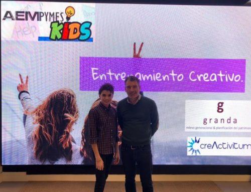 Solidaridad y fomento de la cultura empresarial infantil